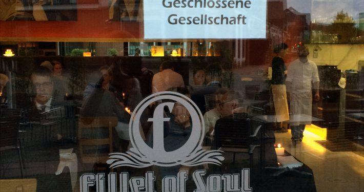 Geschlossene Gesellschaft im Fillet of Soul