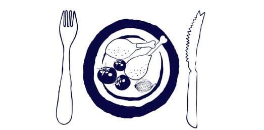 Lammstelzen mit Salbei, Tomaten und Aprikosen