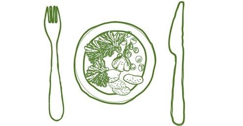 Antipasti-Nudelsalat-mit-Büffelmozzarella