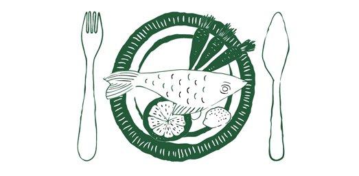Fischtartar mit kambodschanischer Pfeffersauce