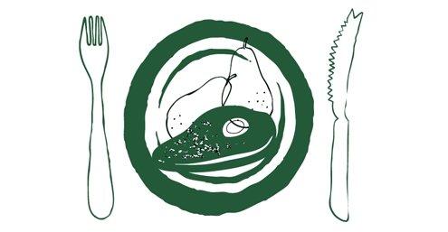 Geschmortes-Schweinekotelett-mit-Pfeffer-und-Süsssauren-Birnen