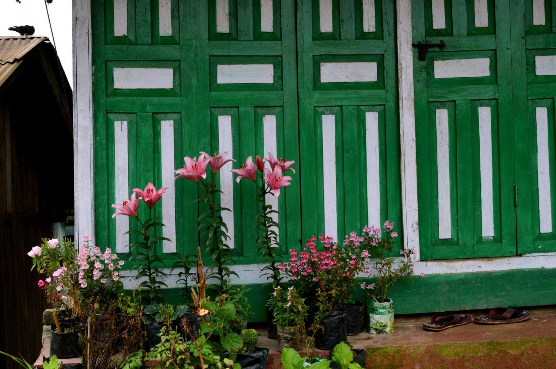 Impressionen aus dem Osten von Nepal