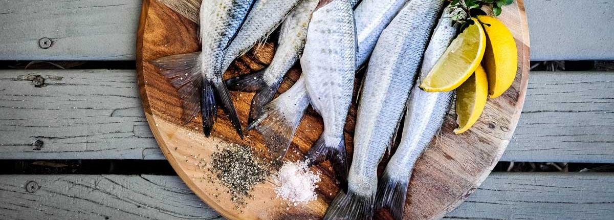 Gerichte mit Fisch