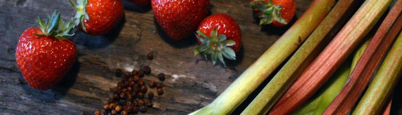 Pfeffer für fruchtig