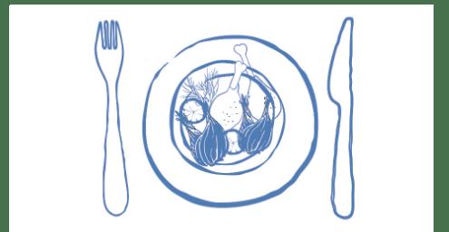Huhn-Fenchel-Salat mit Tasmanischer Pfeffer