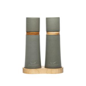 Handgemachte Pfeffermühlen aus Beton